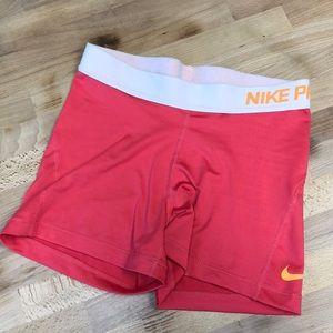 Nike Shorts - Nike Pro Booty Shorts